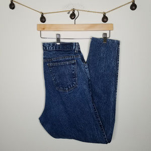 Vintage 80's ZENA Acid Wash High Rise Jeans Jr. 13